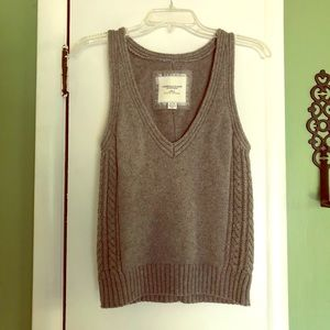 American Eagle Sweater Vest